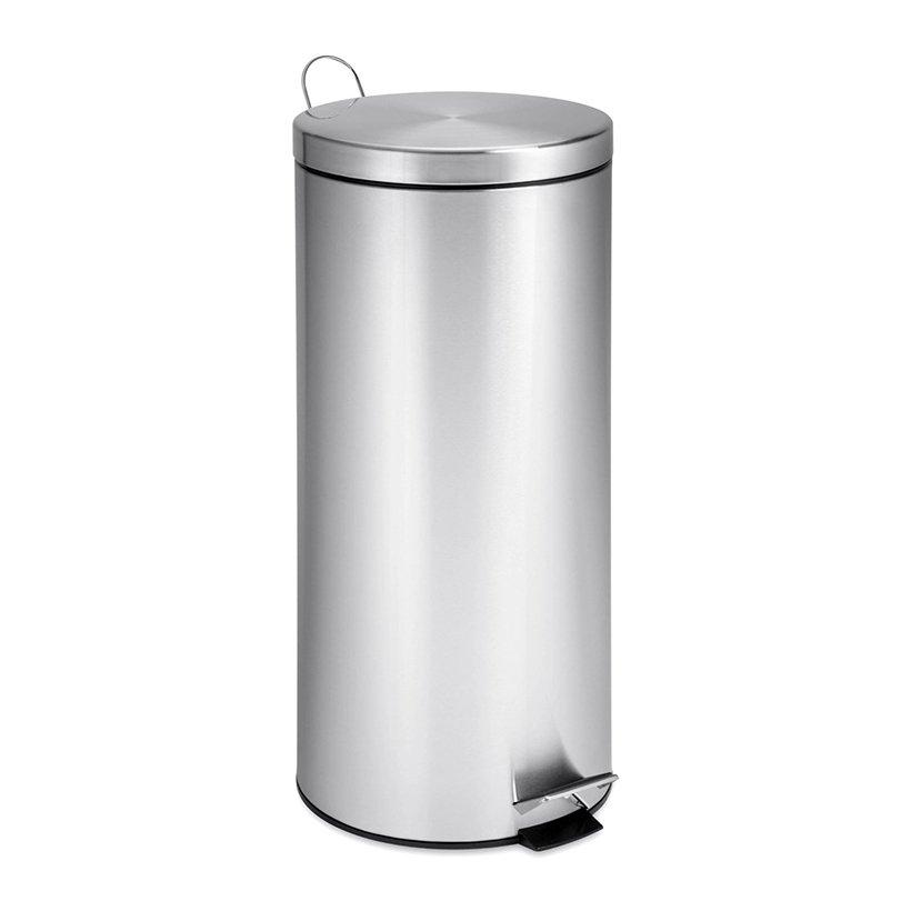 thùng rác inox