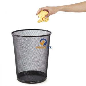 Sọt rác văn phòng lưới sắt
