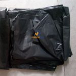 Túi nilon rác đen không quai