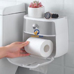 Hộp đựng giấy vệ sinh thông minh Ecoco