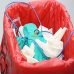 Túi đựng rác có dây rút