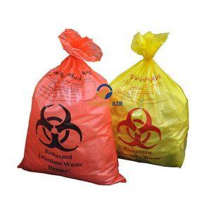 Túi đựng rác thải y tế