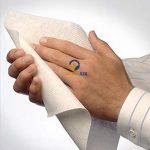 Hộp đựng giấy lau tay nha ve sinh